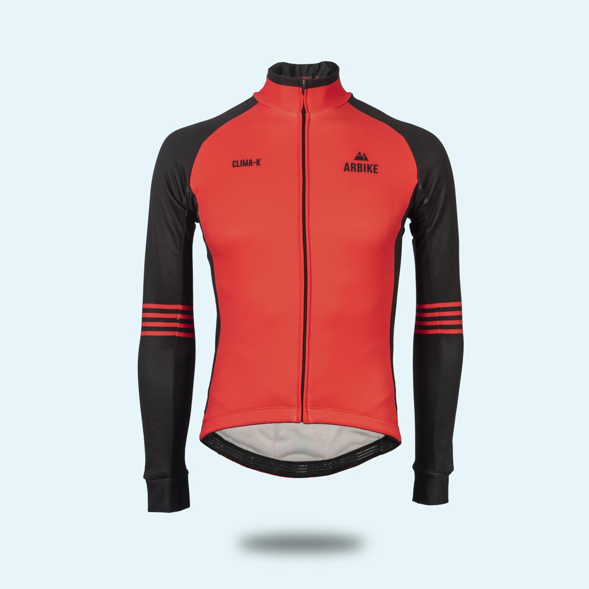 Chaqueta de Ciclismo windproof waterproof Climak