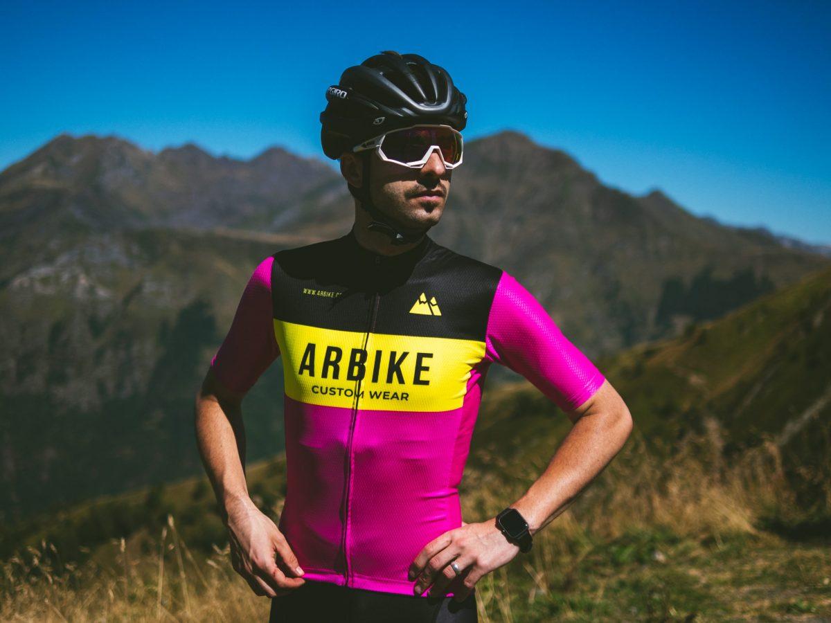 arbike custom castellon maillot personalizado grupeta