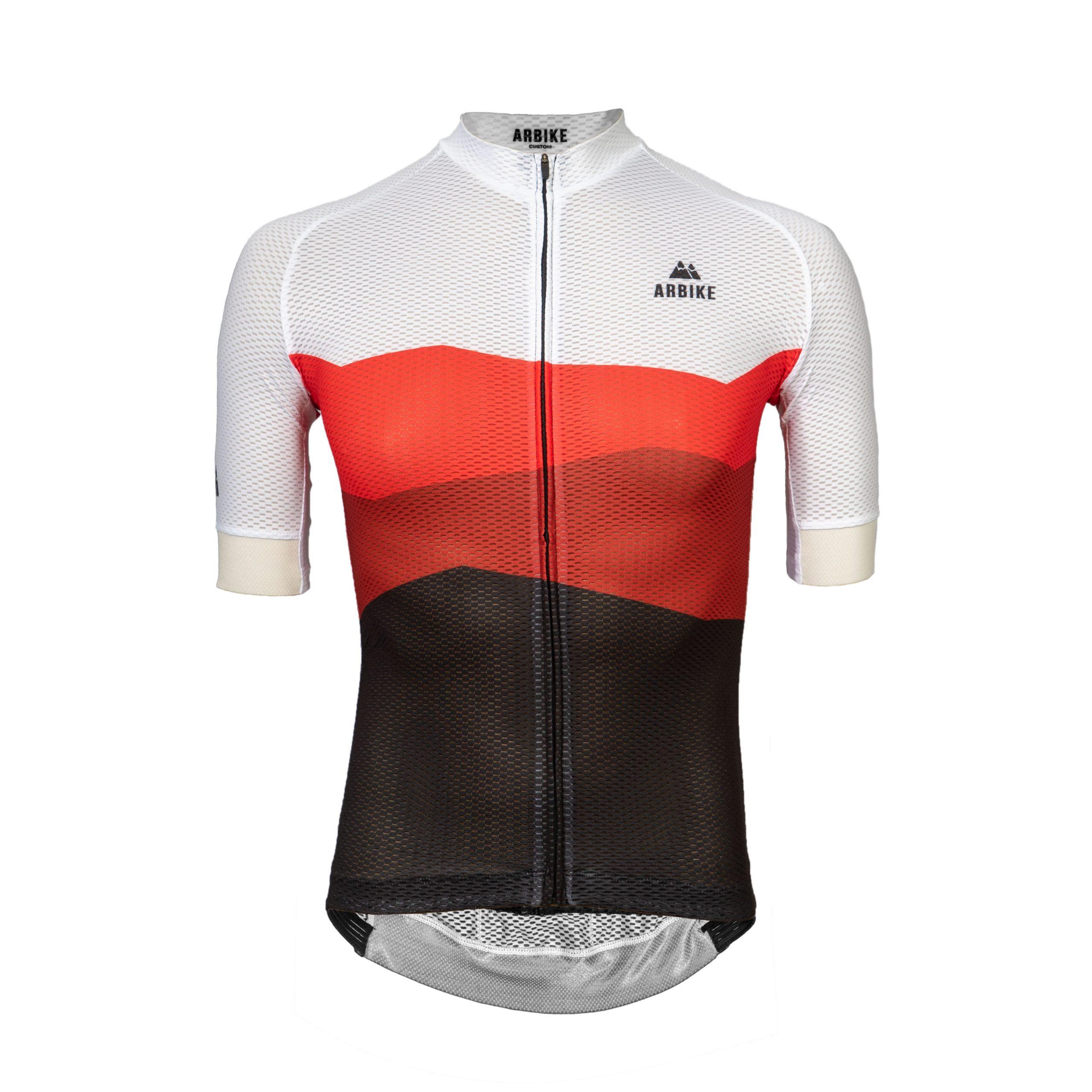 ARBIKE Maillot personalizado alta gama ciclismo